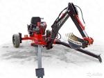 фото мини-экскаватор Landformer 100