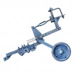 Секция рабочих органов КЛТ 30.500-Т5 в сборе с копирующим колесом