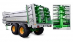 фото Разбрасыватели навоза с вертикальными барабанами FERTI-CAP