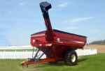 Зерновой прицеп J&M GC24t-1